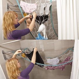quirky - Grid - hang dry net