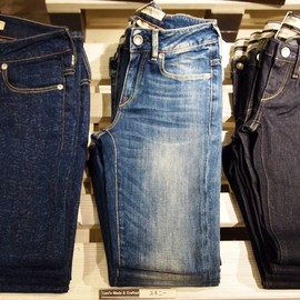 LEVI'S MADE & CRAFTED - EMPIRE SKINNY JEANS