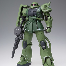 BANDAI - GUNDAM FIX FIGURATION METAL COMPOSITE MS-06C ザクII C型