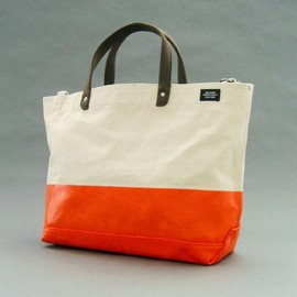 Canvas Hamburger Tote