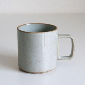 HASAMI PORCELAIN - MUG CUP size:M(Clear) HPM020