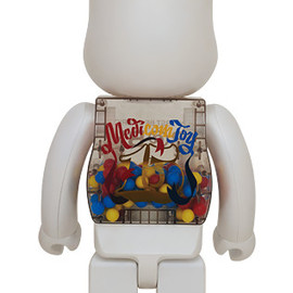 BE@RBRICK - MY FIRST BE@RBRICK B@BY MEDICOM TOY 15th ANNIVERSARY Ver. 1000%
