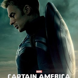 CaptainAmerica The Winter Soldier - Captain America (@ChrisEvans) UK poster