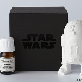 Bibliotheque Blanc, STAR WARS - Aroma Ornament R2-D2