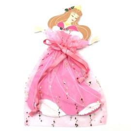 Disney Organdy Dress Card Princess & Villain