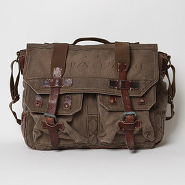 POLO RALPH LAUREN - Explorer Messenger Bag