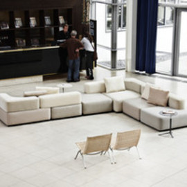 Piero Lissoni - Alphabet Sofa Series