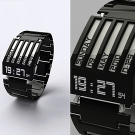 E Ink Watch