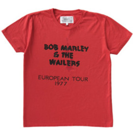 PEEL&LIFT - Eeropean Tour Tee (red)