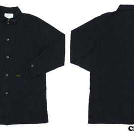 NEIGHBORHOOD - NEIGHBORHOOD  DEALER コート NAVY 230-000618-057-