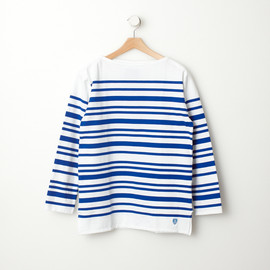 ORCIVAL - Rachel / French Sailor T-Shirt (1952 WHT/BLEU)