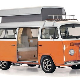 Volkswagen - Microbus for Camp