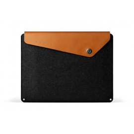 "MUJJO - 13"" Macbook Air & Pro Retina Sleeve - Tan"