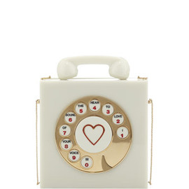 Charlotte Olympia - Phone Box Clutch