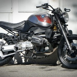 CRD (Cafe Racer Dreams) - #39  BMW R1100R Nécora