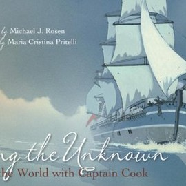 Maria Cristina Pritelli - Sailing the Unknown: Around the World with Captain Cook