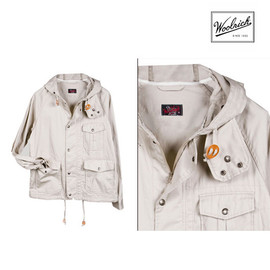 woolrich - trail parka WOOLRICH TRAIL PARKA   YOOX UP TO 70% SALE