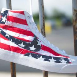 Nike - NIKE BLAZER MID '77 INDEPENDENCE DAY