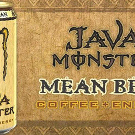 MONSTER ENERGY - java MEAN BEAN monster coffee energy drink