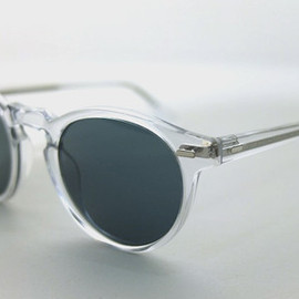 OLIVER PEOPLES - CRYSTAL GP SUNGLASSES