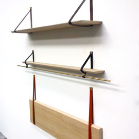 Elemotions - Triabook - shelving system