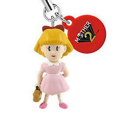 MOTHER2 - Mother2 Figure Strap PAULA