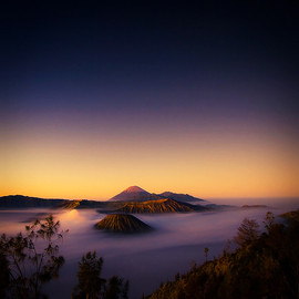 Bromo Mountain,East Java - The Fantastic Volcano