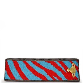 Vivienne Westwood - Beaded Tiger Clutch