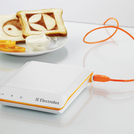 Electrolux, Sung Bae Chang - Scan Toaster