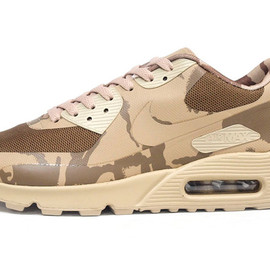 NIKE - AIR MAX 90 UK SP 「CAMOUFLAGE COLLECTION」 「LIMITED EDITION for NON FUTURE」