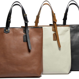 COACH - Holdall, Bleecker Leather Shopper
