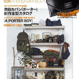 宝島社 - PORTER 50th ANNIVERSARY BOOK