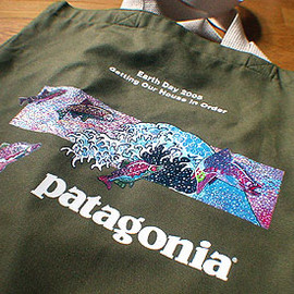 Patagonia - Patagonia Earth Day 2005 トートバッグ