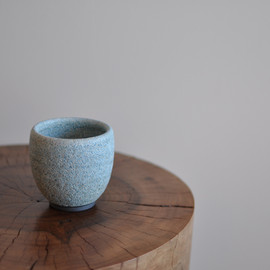 Adam Silverman - Tea Cup (blue)