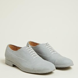 Maison Martin Margiela - Cement Oxford Shoes