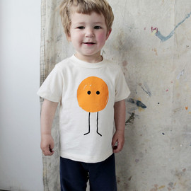 More & Co. - Go Play Toddler Tee, Circle