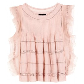 Isabel Marant - OJIMA SLEEVELESS VOILE TOP