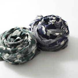 Curly - 画像: Curly Camo JAQ Stole