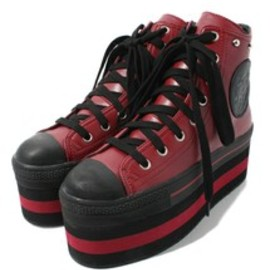 Candy stripper - VISTAED HIGH SOLE SNEAKERS