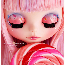 Blythe - Custom My Little Candy