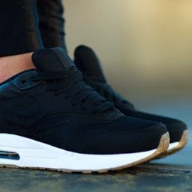 Nike - A.P.C x Nike Air Max Maxim black limited edition