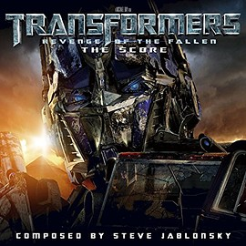 Steve Jablonsky - Transformers: Revenge of the Fallen: The Score