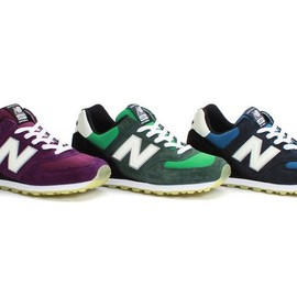 "New Balance - Concepts x New Balance 2013 Spring/Summer US574 ""Northern Lights"" Pack"