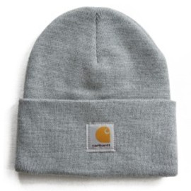 carhartt - Acrylic Watch Hat (heather grey)