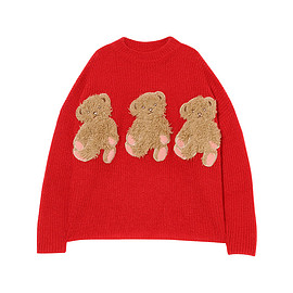 Candy stripper - CANDY BEARS KNIT