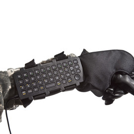 iKey - AK-39 Wearable Keyboard