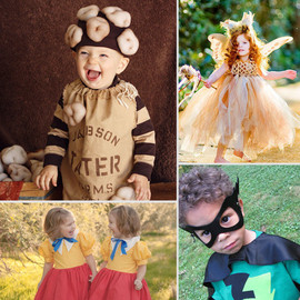 Halloween - kids costume