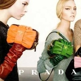 PRADA - CLUTCH BAG