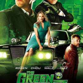 Michel Gondry - The Green Hornet