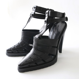 ALEXANDER WANG - ABBEY HIGH HEEL SANDAL